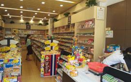 食品店展柜