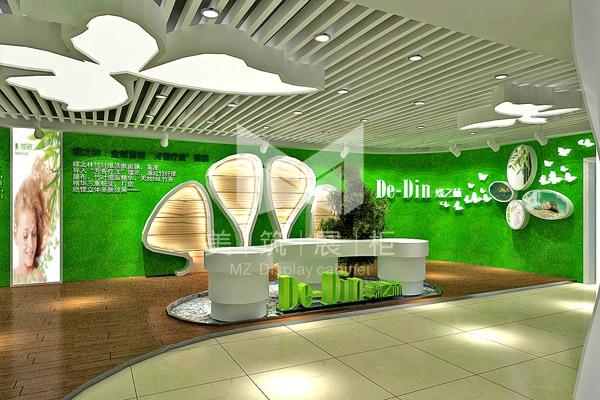 蝶之林展厅设计