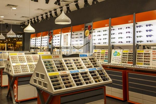 河西卖场眼镜店